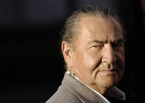 Canadian actor August Schellenberg, who starred in Free Willy, dies at 77