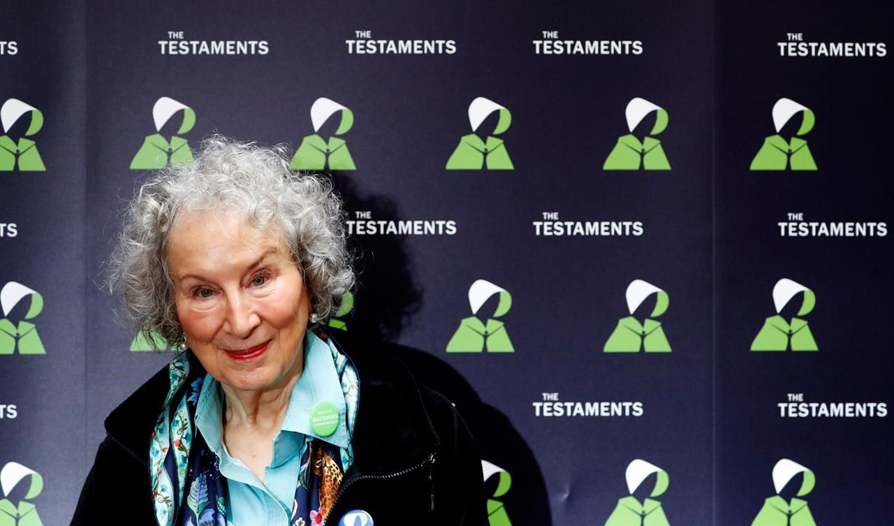In act of defiance, judges select both Margaret Atwood and British author Bernardine Evaristo for Booker Prize