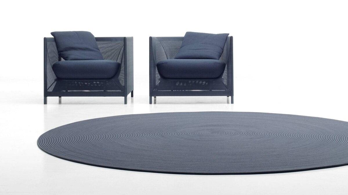 Claesson Koivisto Rune's HAVEN seating for Paola Lenti.