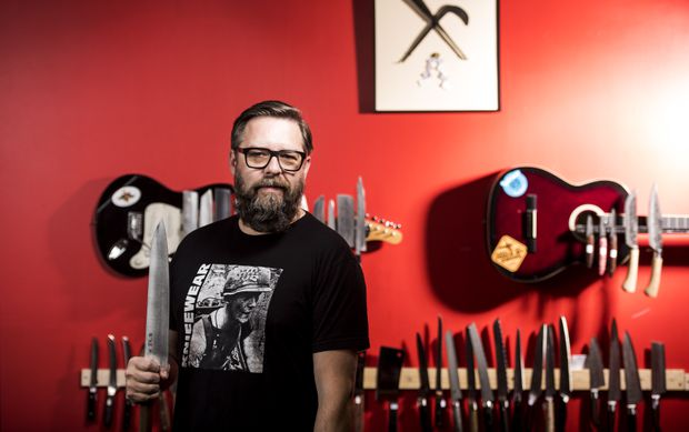 Calgary-based shop Knifewear looks to Japan to find the perfect