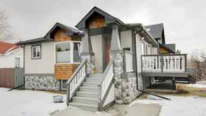 CALGARY 2039 7 AV NW, West Hillhurst, Calgary Asking price: $479,900 / No condo fees, although joint insurance costs approximately $500 per year. This 1700-sq.-ft. attached home has two bedrooms and 2.5 baths, as well as an attached garage.