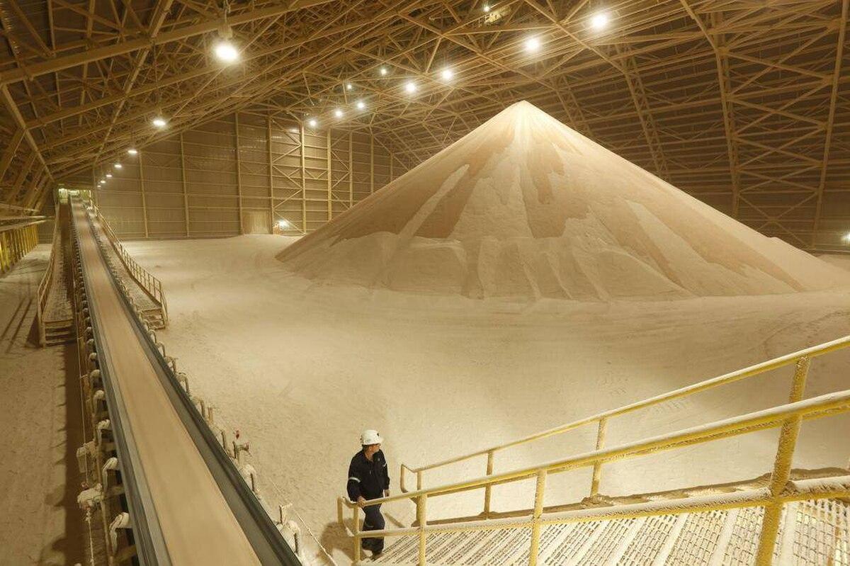 Potash Corp. of Saskatchewan