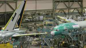 U.S. factory orders increased in February.