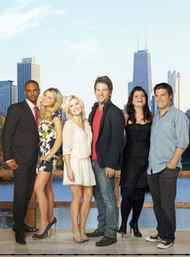 COMEDY Happy Endings ABC, CITY-TV, 9:30 p.m. ET/PT Yes, it's still on. Launched last season, this offbeat comedy has been described as Friends meets Scrubs with a touch of Seinfeld. Set in Chicago, the premise revolves around the sort-of-couple Dave (Zachary Knighton) and Alex (Elisha Cuthbert), who were supposed to get married until she pulled out at the last minute. Also in the mix is Alex's high-strung sister Jane (Eliza Coupe) and her yuppie husband, Brad (Damon Wayans Jr.), desperately single Penny (Casey Wilson) and the gay slacker Max (Adam Pally). The show mines most of its humour from failed relationships and mundane situations. Like tonight's new episode, in which Alex tries to convince Dave that he once did something terribly embarrassing (he didn't), while Max and Penny plot an elaborate scam to win a local scavenger hunt. If you're still mourning the loss of Friends, you'll love it.