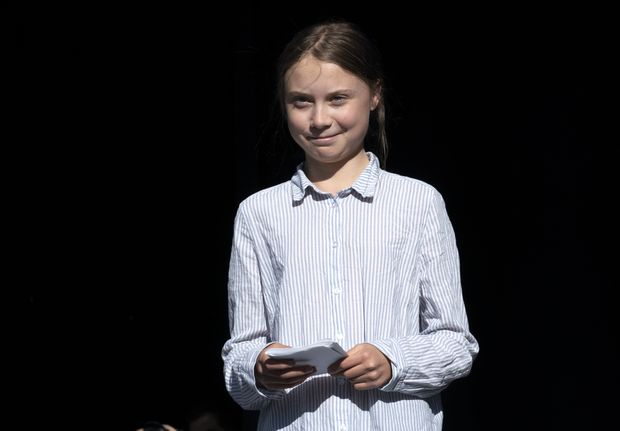 Alberta truck convoy plans counter-protest to climate rally with Greta Thunberg
