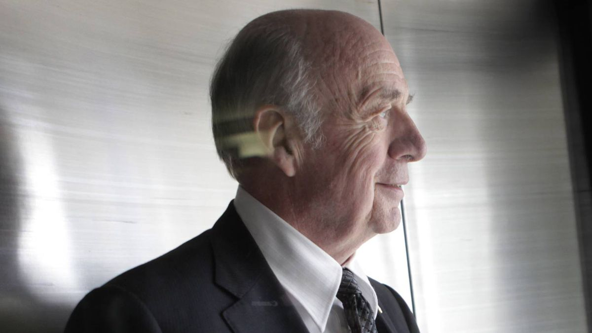 John MacDonald, co-founder of MacDonald Dettwiler and Associates