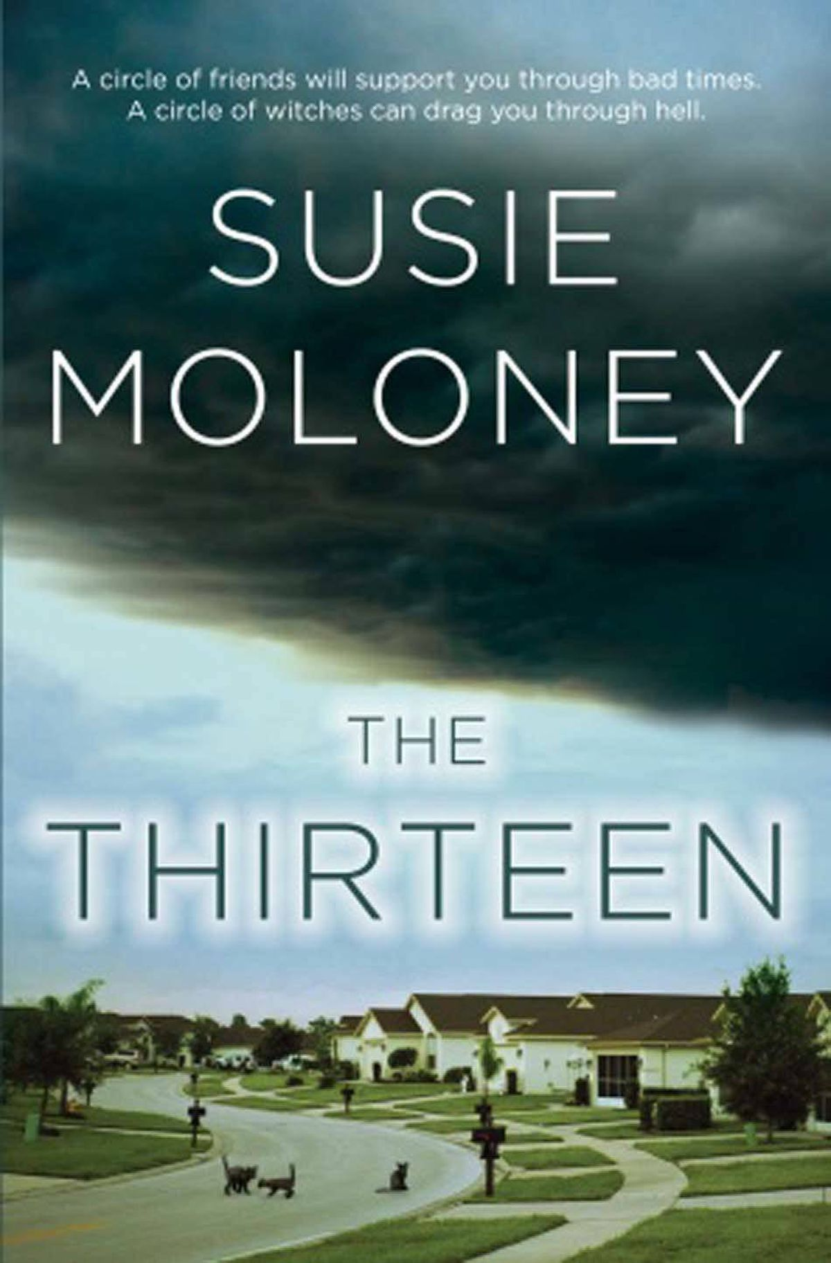 THE THIRTEEN By Susie Moloney (Random House Canada) Haven Woods is a suburban idyll: quiet streets, good schools, friendly neighbours and a bit of blood sacrifice and demon worship, the price of keeping life blessed for a coven of 13 women. Moloney has constructed a compellingly uncanny narrative, binding the tropes of small-town paranoia and cliquishness with the chokehold of family obligations and religious fervour. – Sandra Kasturi