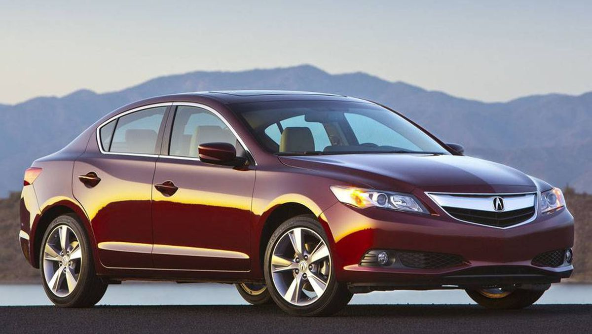 New Acura ILX A Nicely Upgraded Honda Civic The Globe And Mail - Acura ilx upgrades