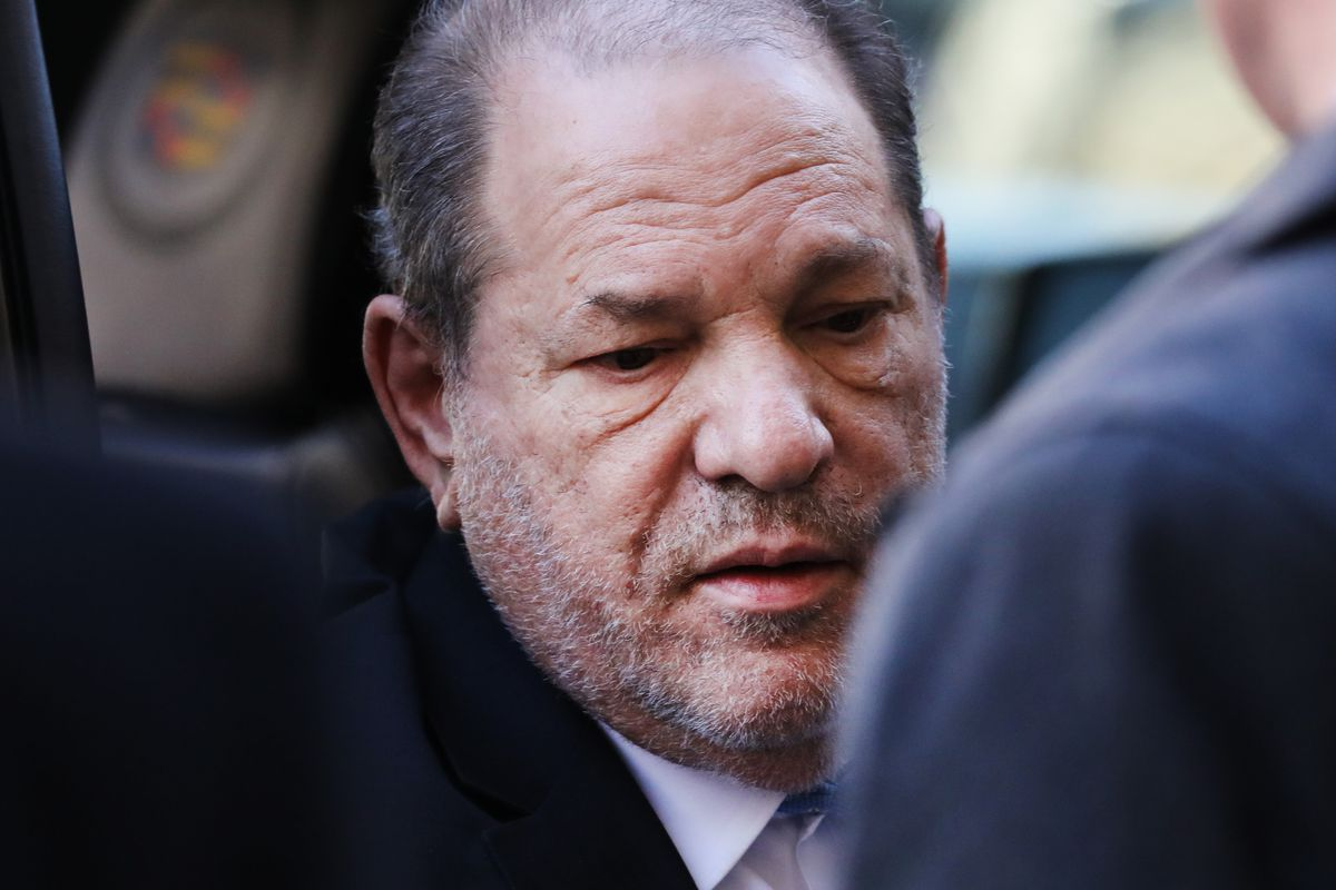 Jury says it has reached a verdict in Harvey Weinstein's rape trial in New York
