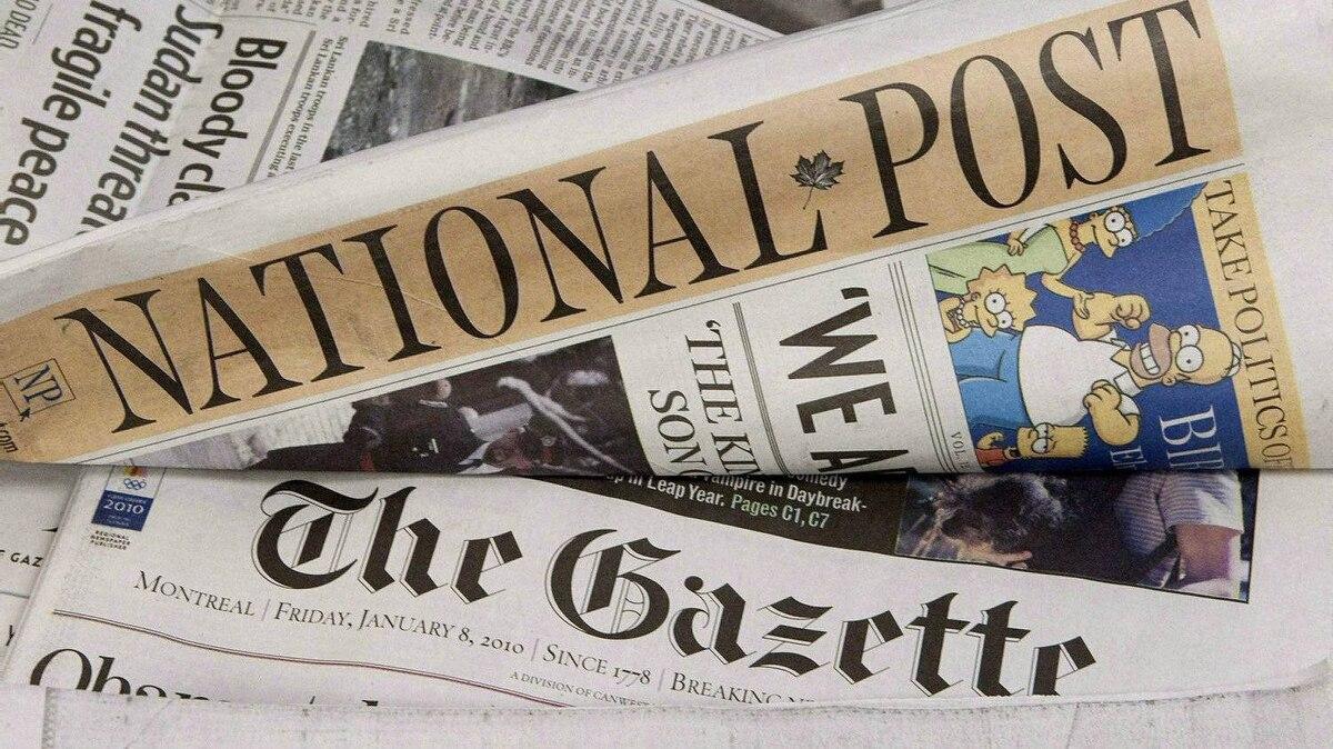Postmedia chopping newsroom jobs