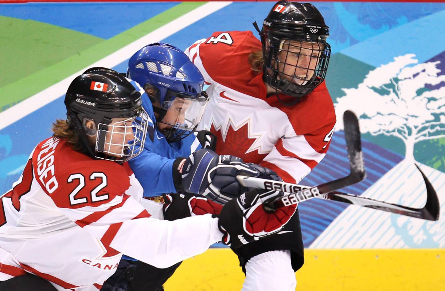 04c5afcd375 Canadian women s team loses veteran quartet - The Globe and Mail