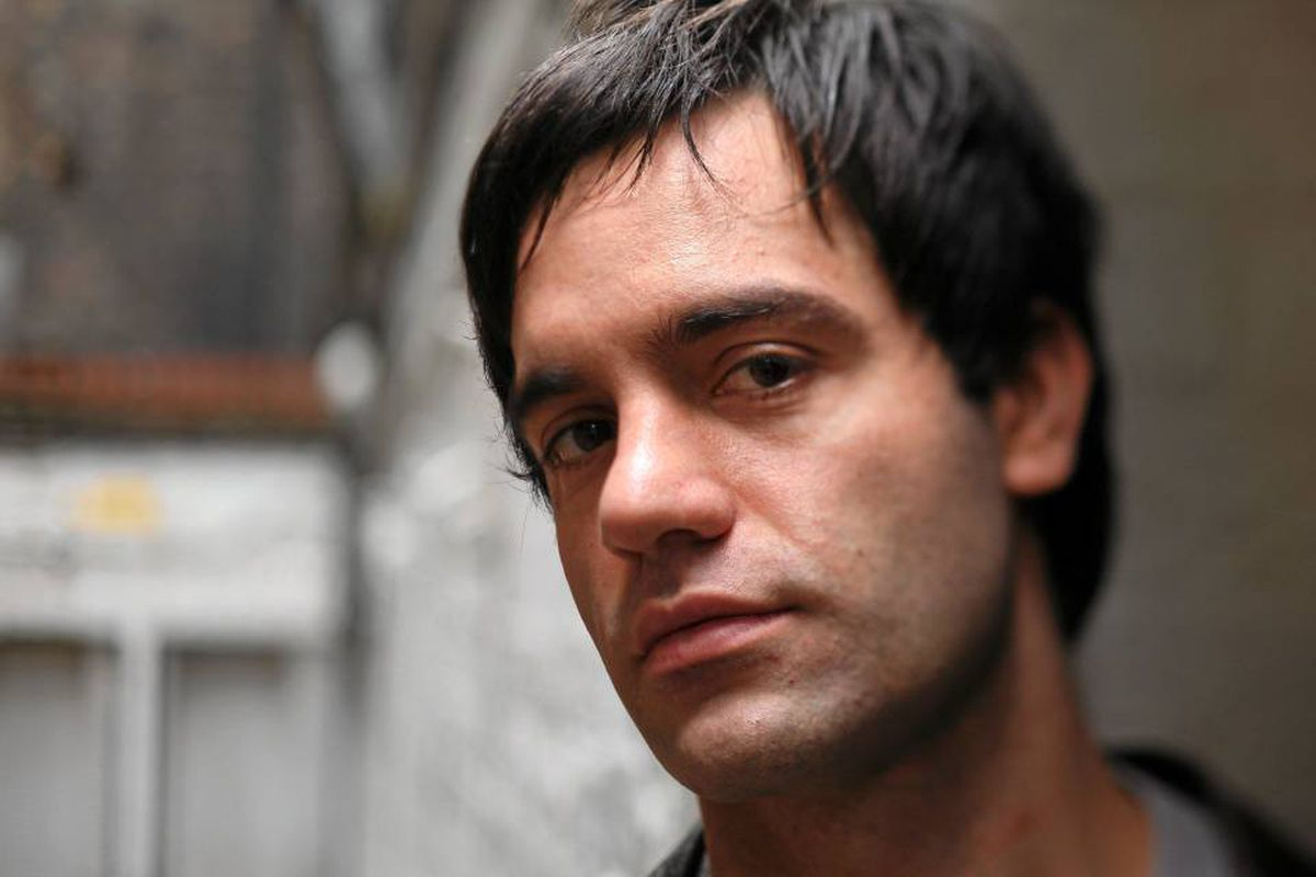 Canadian Ramin Karimloo in London. Karimloo plays the lead in the follow-up to Andrew Lloyd Webber's Phantom of the Opera.