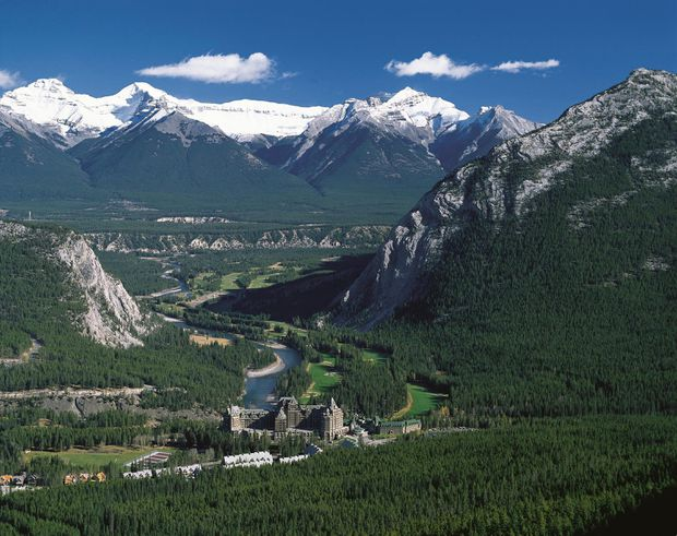 Get out and walk: How to see Banff without the bus tour