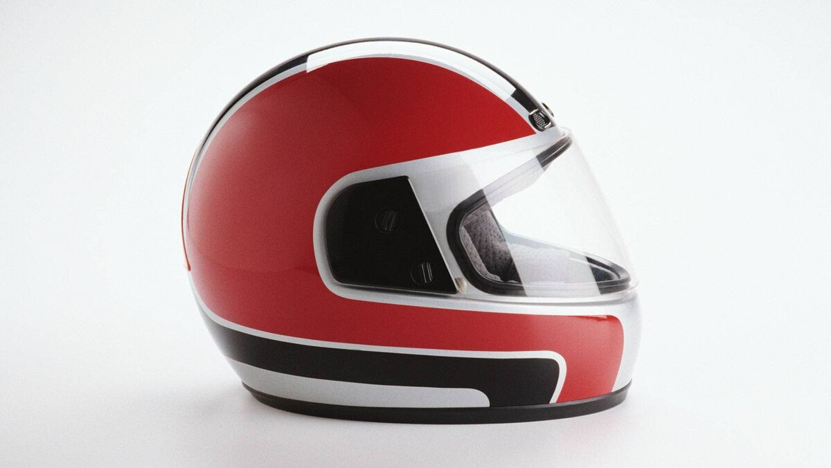 According to the B.C. Ministry of Justice, helmet laws – and, consequently, proper helmets, like this one – have been found to reduce accident fatalities by as much as 37 per cent.