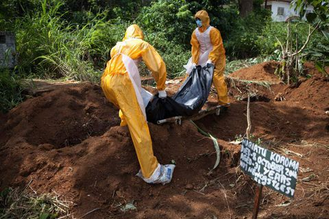 How Ebola robs people of their right to mourn