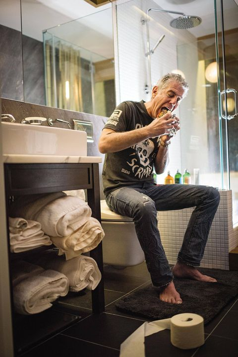 Review: Anthony Bourdain's Appetites shows the chef has grown up
