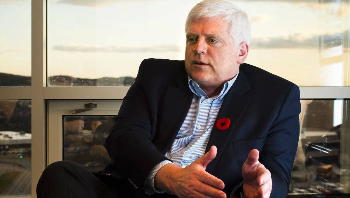 Nalcor CEO Ed Martin says booming Newfoundland will need new sources of power by 2015.