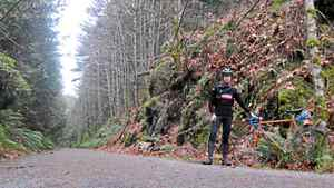 In Victoria, the Galloping Goose trail exposes riders to the raw beauty of British Columbia.