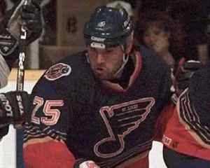 Peter Zezel played 15 seasons in the NHL, including spells with the Toronto Maple Leafs and Vancouver Canucks.