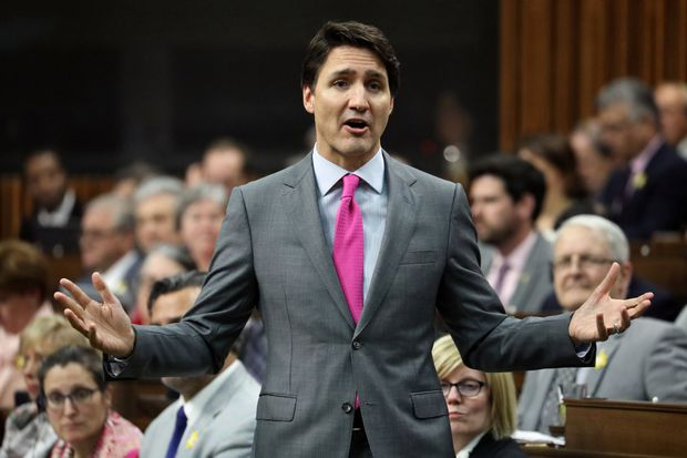 4c59cc039a1 Trudeau defends tougher stand on border crossers as refugee ...