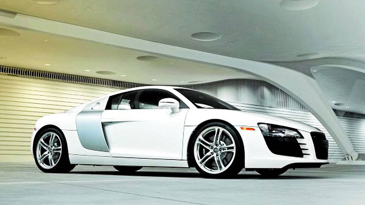 "2011 Audi R8 ""This isn't for everyone, but $20,000 rebate? That's a lot of dough even on a base car for $144,000. You might even find a dealer selling for cost just to get it off the lot. That's the dealer discount,"" says Timoteo."