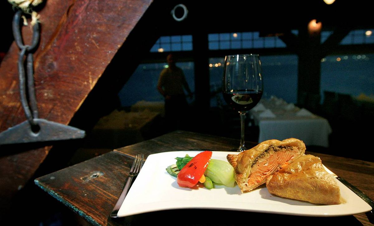 Restaurant review: The Cannery Seafood Restaurant - The