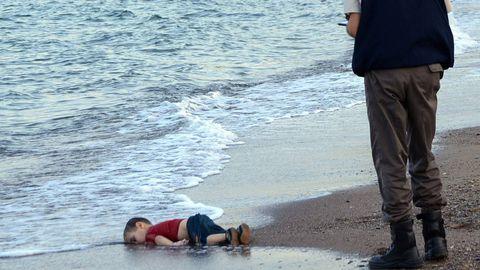 Migrant crisis? No, Europe is facing a moral crisis