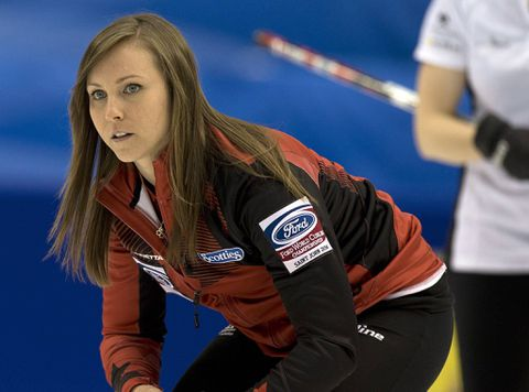 Homan aims for elusive gold at women's world curling