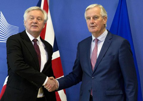 UK, EU agree Brexit transition terms