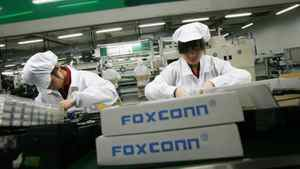 Published applications from China's patent office have risen by an average of 16.7 per cent annually from 171,000 in 2006 to nearly 314,000 in 2010, data from Thomson Reuters Derwent World Patents Index showed. Workers are seen inside a Foxconn factory in the township of Longhua in the southern Guangdong province in this May 26, 2010 file photo.