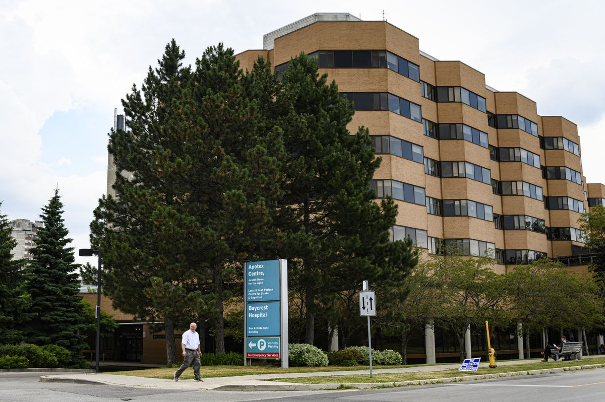 150 employees at Baycrest Health Sciences hospital leave or are fired over benefits fraud