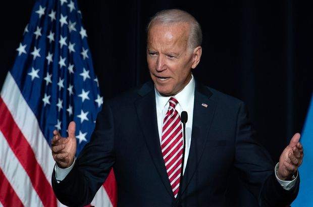 Apparent verbal slip is the latest sign Biden will run for U.S. president
