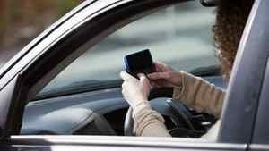 Lower Mainland cops handed out 4,449 distracted driving tickets in a one month enforcement blitz.