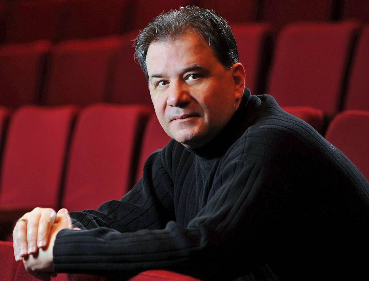 Neptune's new artistic director George Pothitos.