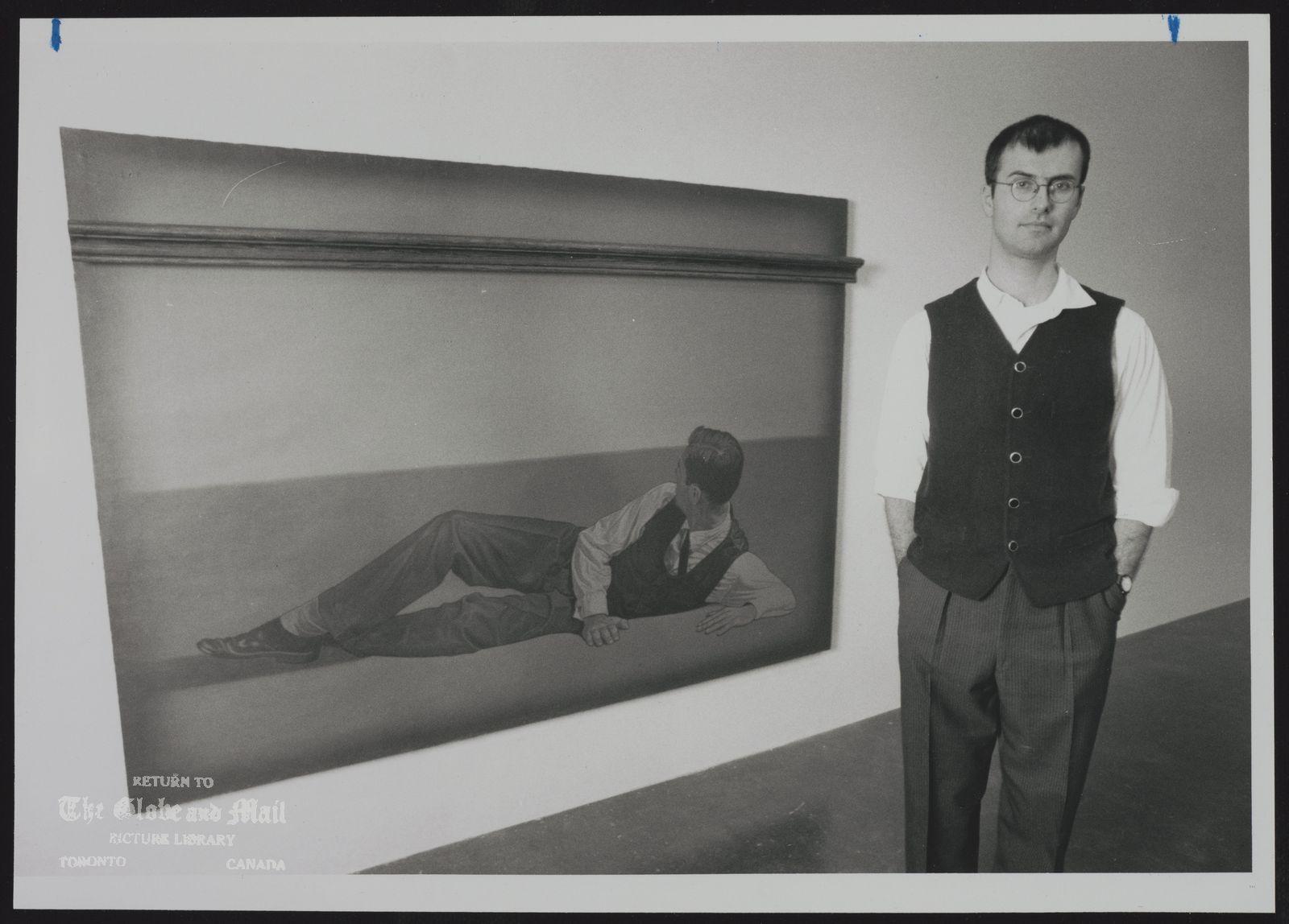 PIERRE DORION MONTREAL. ARTIST.