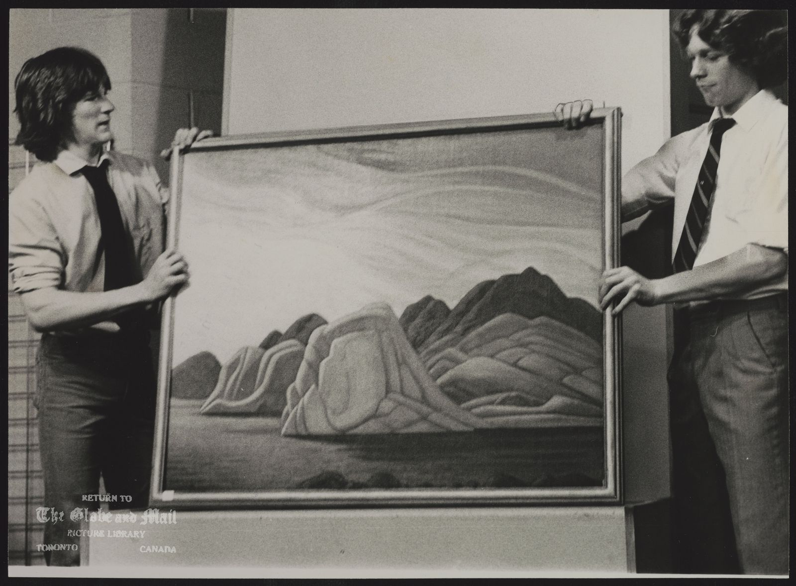 Lawren HARRIS Artist An unidentified dealer paid $240,000 for