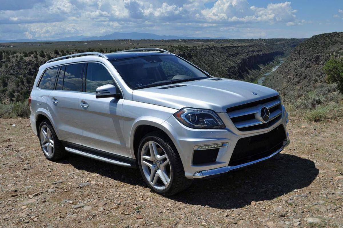 Mercedes' best-looking SUV - The Globe and Mail
