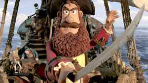 """A scene from the film """"The Pirates! Band of Misfits"""""""