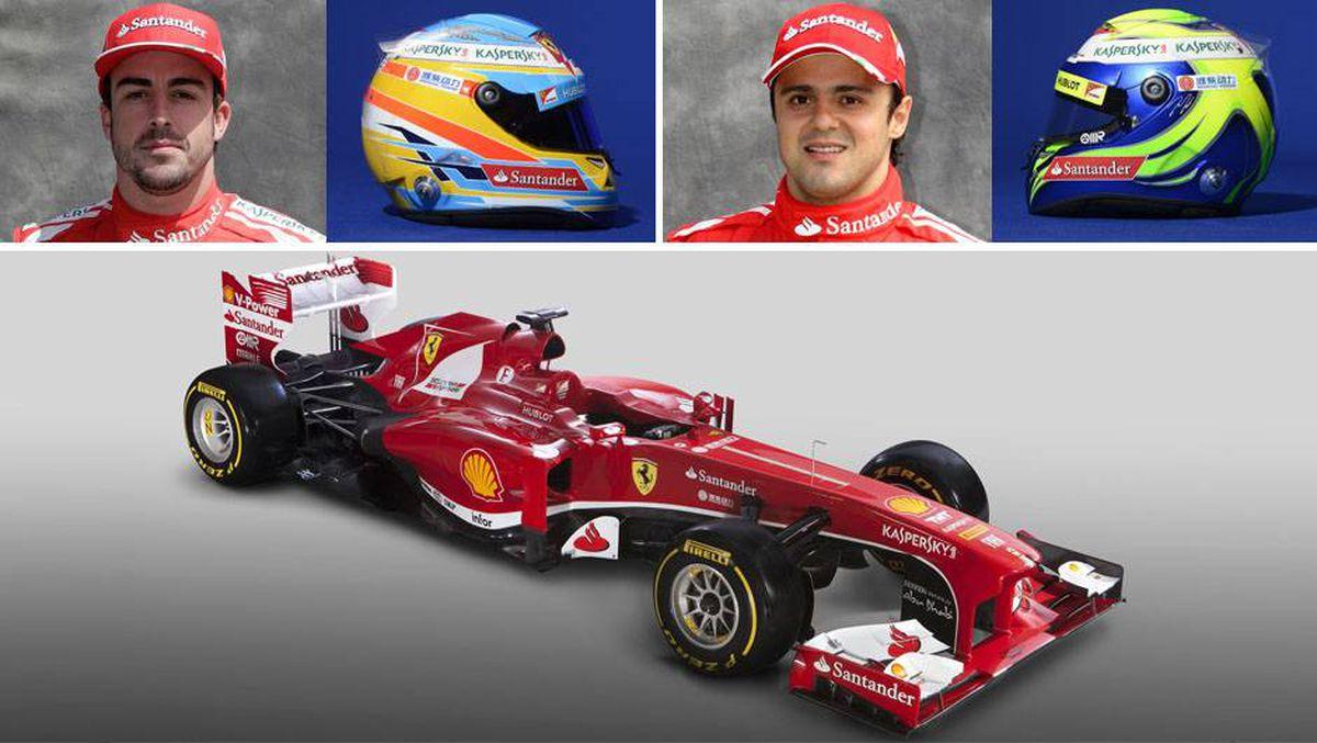 Ferrari/Reuters