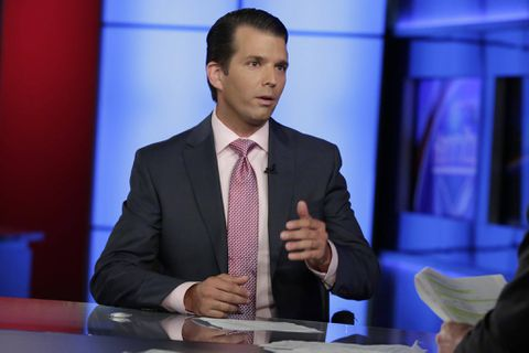 Donald Trump Jr. agrees to private interview with Senate Judiciary Committee