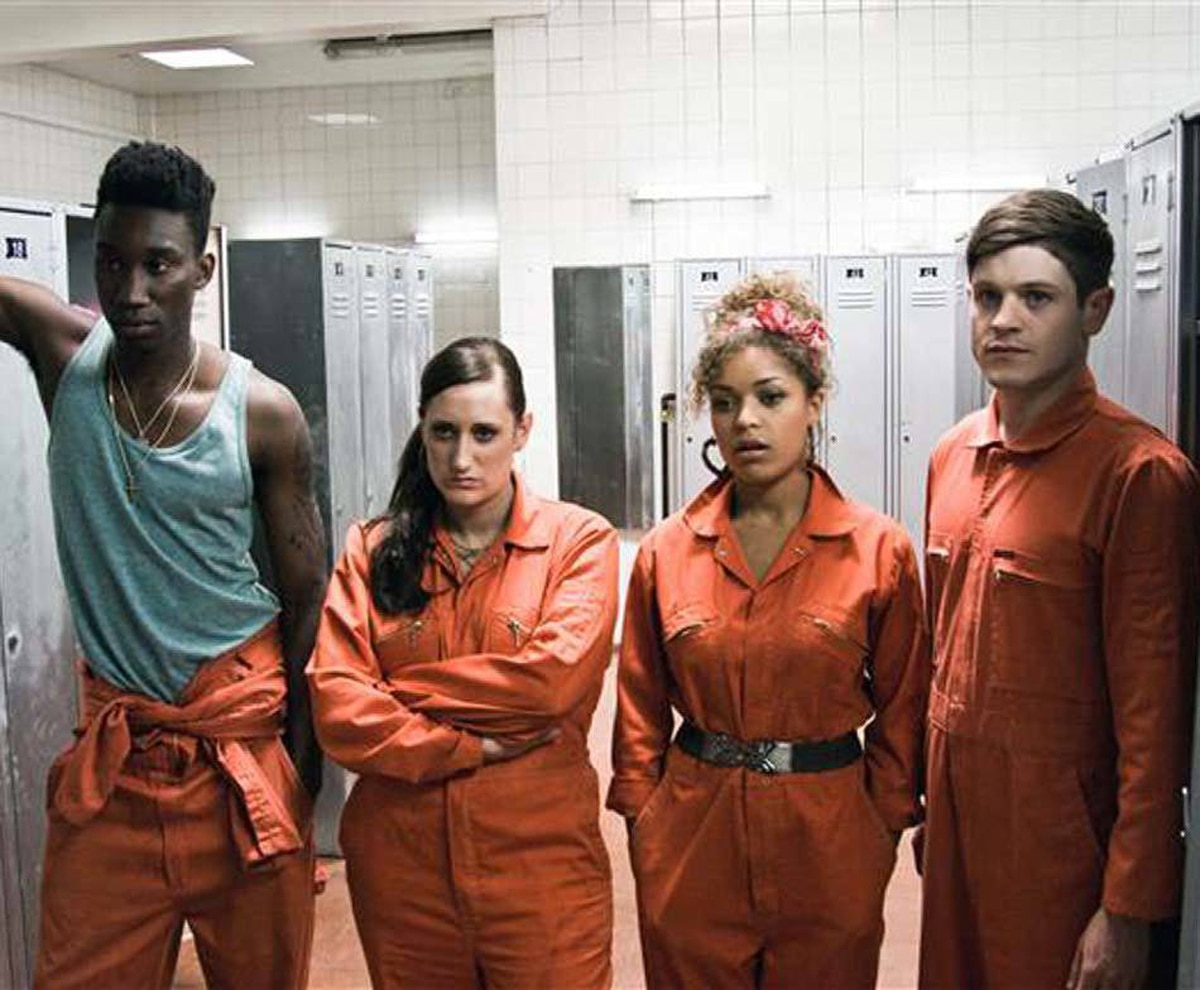 DRAMA Misfits Showcase, 10 p.m. ET/PT Hands down the best show on the Showcase schedule, this British sci-fi series returns tonight for a third season. The premise follows a handful of twentysomething delinquents who inexplicably obtain superpowers while taking part in a community-service program. To recap, Curtis (Nathan Stewart-Jarrett) can rewind time, Kelly (Lauren Socha) can hear the thoughts of others, Simon (Iwan Rheon) can turn invisible and Alisha (Antonia Thomas) can turn people into sex-charged maniacs with a single touch. Tonight's season opener introduces the new character of Rudy (Joseph Gilgun), who can spontaneously create an exact double of himself. Imagine the freedom.