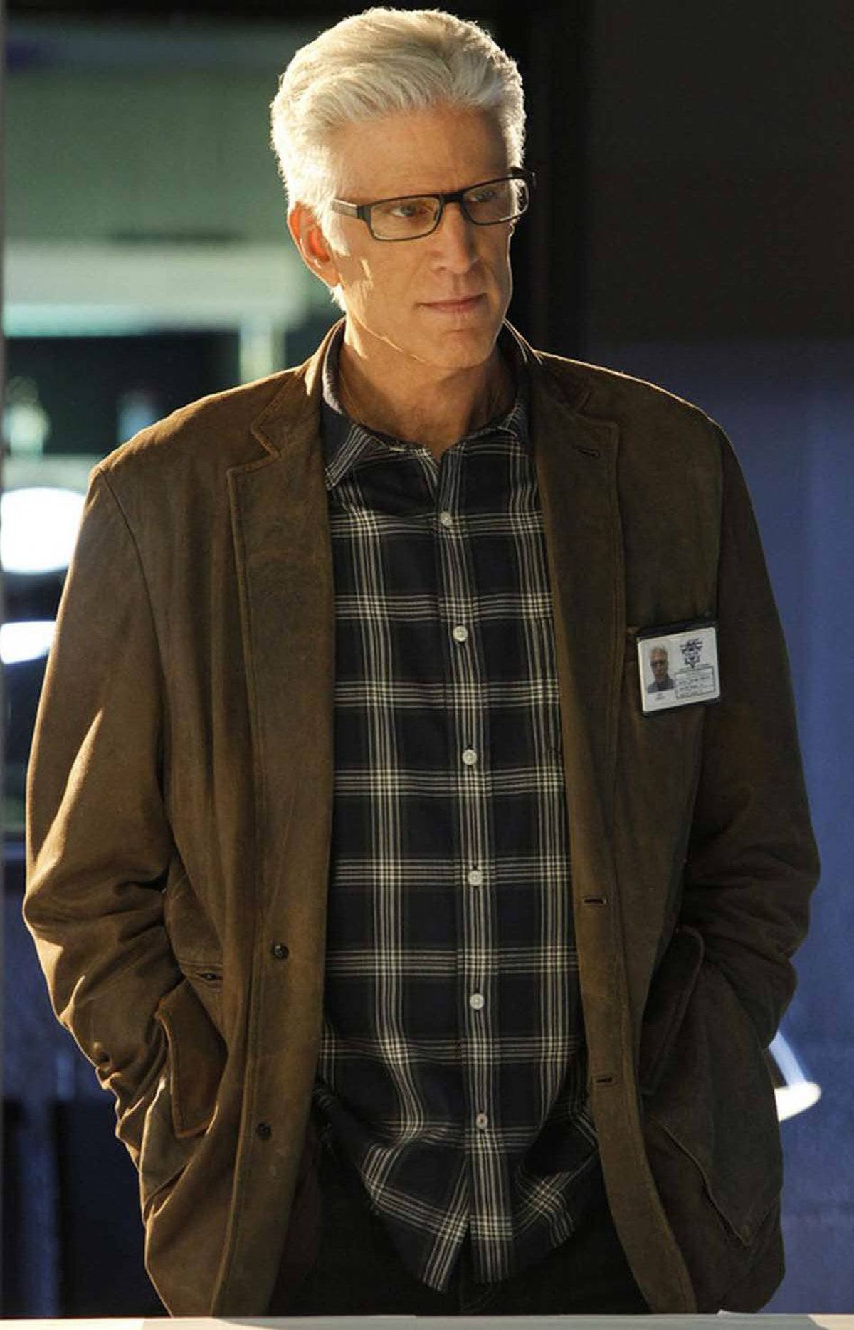 DRAMA CSI CBS, CTV, 10 p.m. ET/PT Hey, remember when CSI used to specialize in grisly crime scenes in really unlikely locales, like at a fetish club or LARP event and the like? Tonight's new episode is a throwback of sorts because lab boss D.B. Russell (Ted Danson) brings his test-tube monkeys to investigate a robbery-homicide that took place at an Alice in Wonderland-themed wedding. In other news, the trace tech Hodges (Wallace Langham) freaks out over a looming visit from his mother, who is played by former Charlie's Angels original Jaclyn Smith.