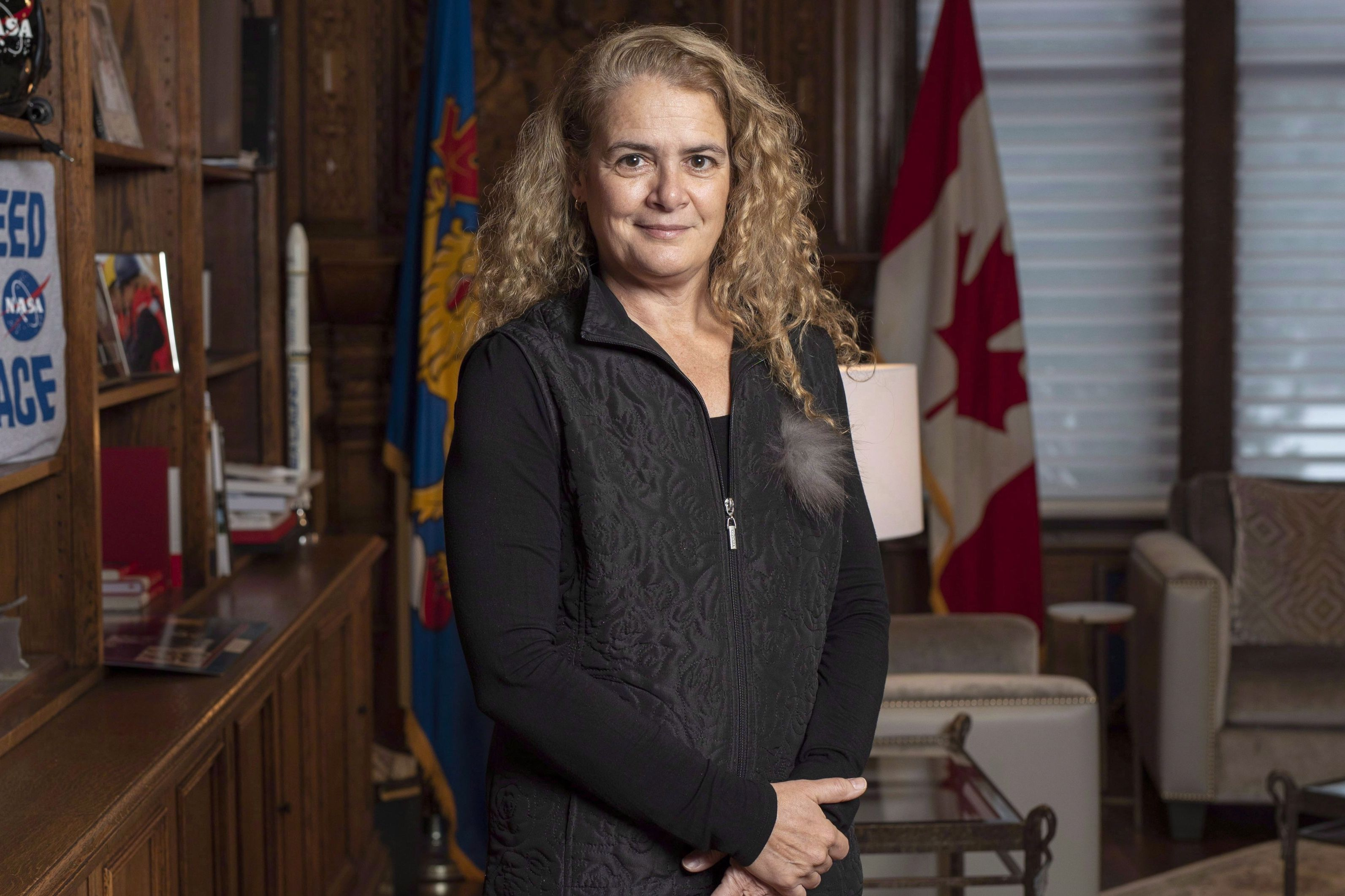 No date set for Governor-General Julie Payette to move into Rideau Hall