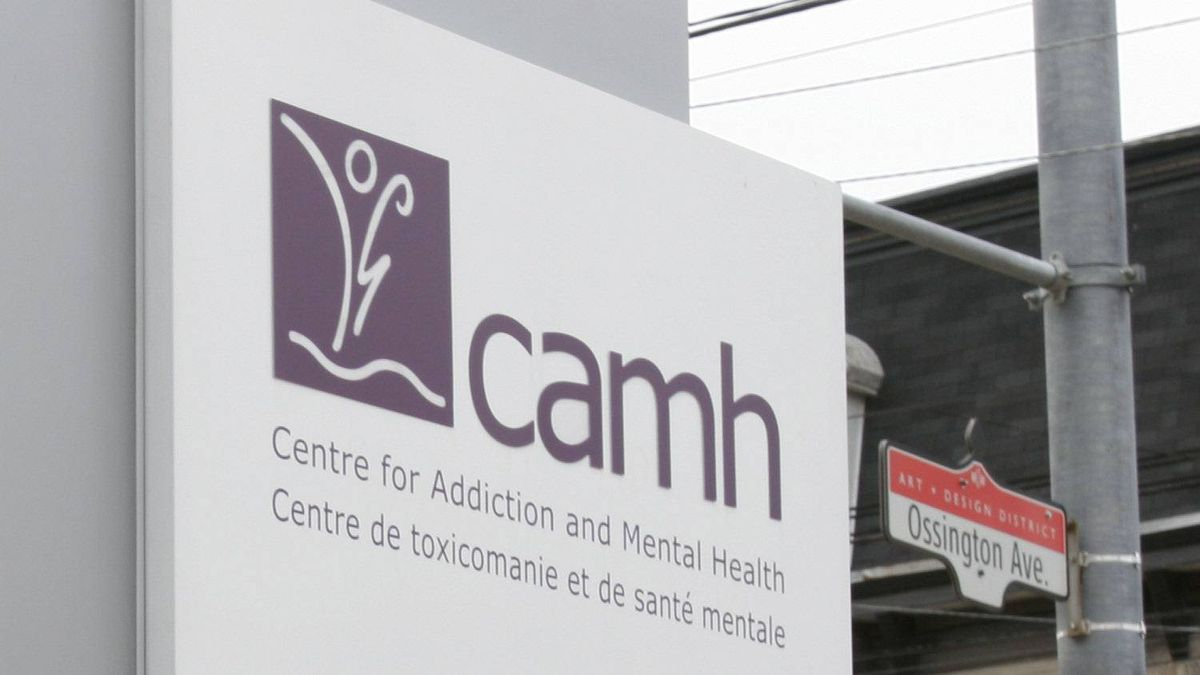 CAMH's Queen St. W. centre