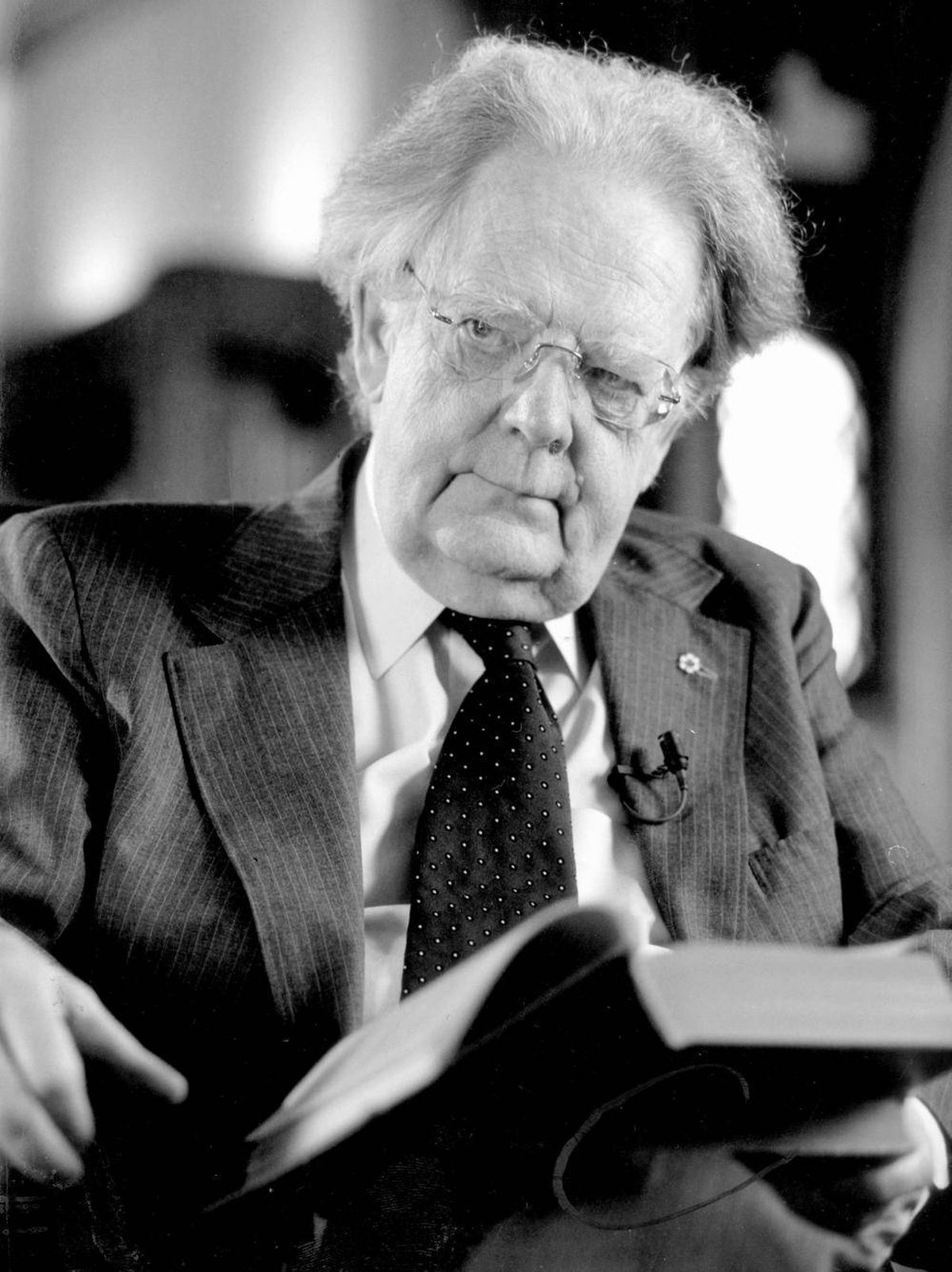 Northrop Frye At 100 Does He Still Matter The Globe And Mail