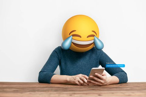 Say It With A Smiley Face The Emotional Work Of Emojis The Globe