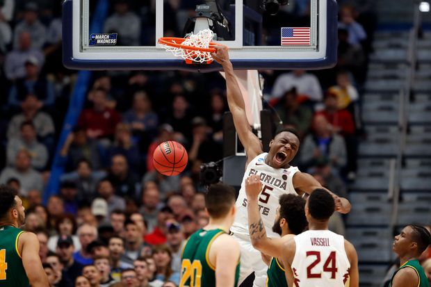 Canadian Mfiondu Kabengele leads Florida State to win over Vermont