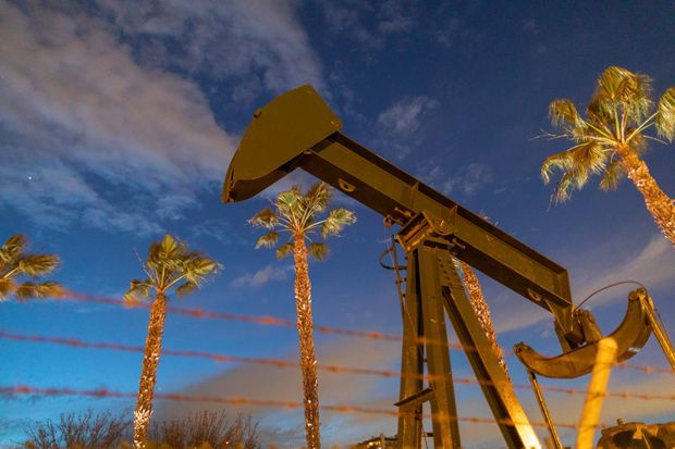 United States crude oil inventories show less-than-expected rise