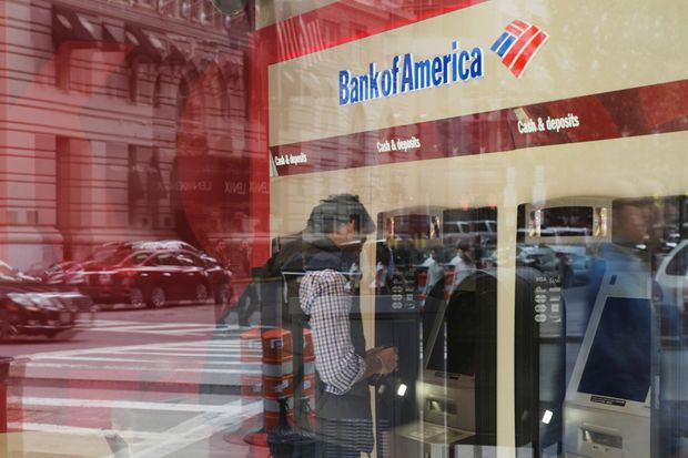 Stock trading, lending gains help Bank of America cushion from lower interest rates