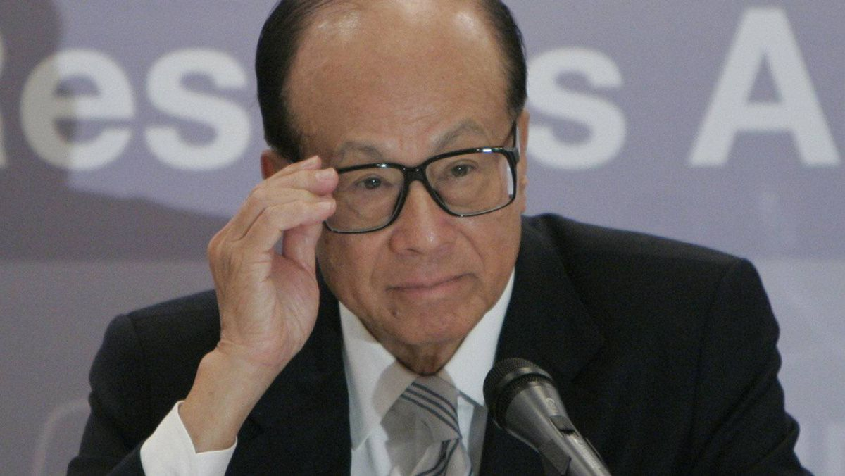 Hutchison Whampoa chairman Li Ka-shing, Asia's richest person, has moved back into the top 10 on Forbes' list, with net worth of $25.5-billion (U.S.). Mr. Li, 83, who has interests in construction and infrastructure, has recently taken a shine to technology stocks.